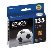 CARTUCHO COMPATIBLE DE TINTA EPSON 135 BLACK
